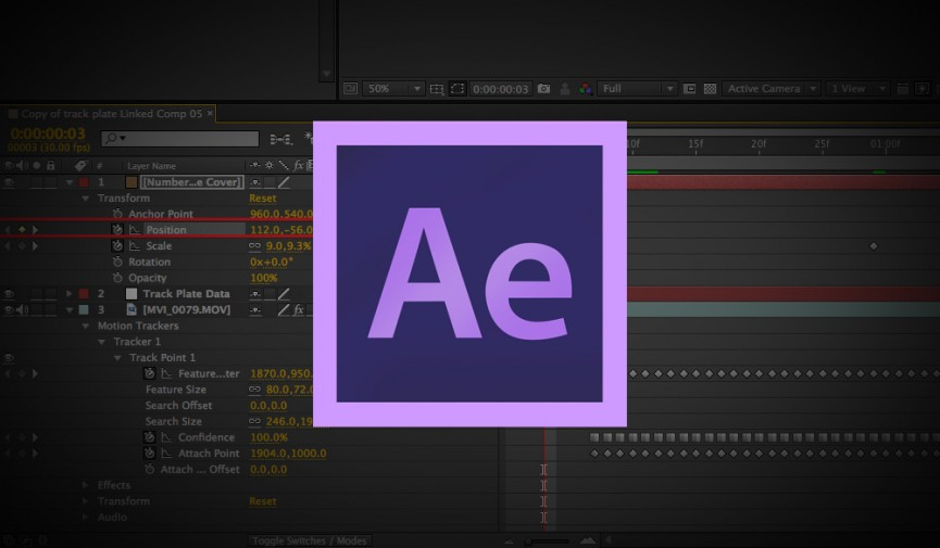 TUTORIALES AFTER EFFECTS #1