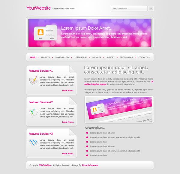 TUTORIALES DISEÑO WEB